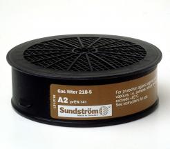 Filtr Sundström SR A2 na organické výpary a páry pro masky SR