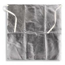 Zástěra slévačská pokovená, tepluodolná do pasu KF1/Z 1000mm