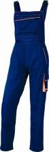 Montérkové kalhoty MACH 6 PANOSTYLE s laclem tmavě modro/červené velikost XL