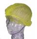 Čepice SHIELD CLIP jednorázová dvojitá gumička žlutá