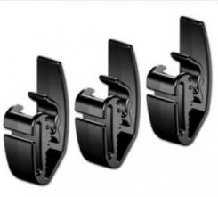 Spona Honeywell GC2000 pro uchycení brýlí nebo čelovky na přilbu balení 3 ks černá