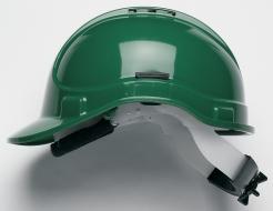 Přilba PROTECTOR STYLE 335 ELITE látkový kříž ventilovaná račna zelená