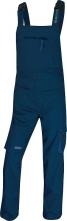 Montérkové kalhoty MACH 2 laclové tmavě modré velikost XXL